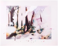 soft pink landscape by richard hamilton