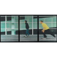 macba #4 (triptych) by robert berlin