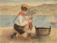 child by malik aksel