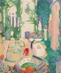 streichen's garden by henry mccarter