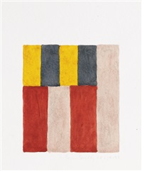 senza titolo by sean scully