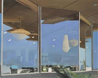 storefront reflections miami by richard estes