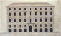 a design for a facade by paolo posi