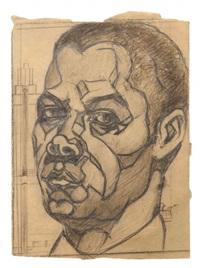 self-portrait by dox thrash