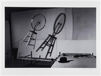readymade shadows by richard hamilton