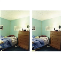 house: room 1 (+ house: room 2; 2 works) by beth campbell