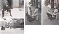 selected images (4 works) by helen levitt