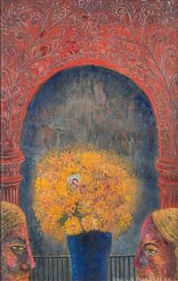 flores del sol by rodolfo morales