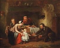 baby's first steps by theodore bernard de heuvel