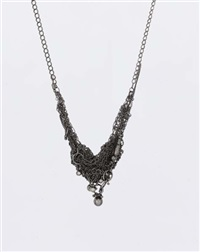caviar necklace by ninh wysocan