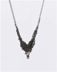 caviar necklace by ninh wysocan