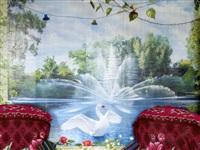 lady swan, août by lucia ganieva