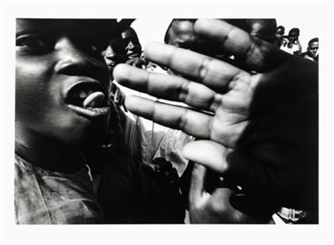 sortie decole dakar school out by william klein