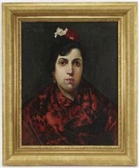 portrait by josé arpa perea