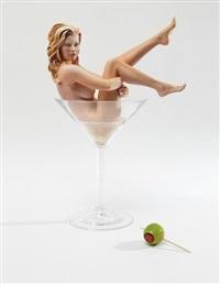 miss martini by mel ramos
