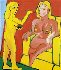 la pintura by manuel quejido