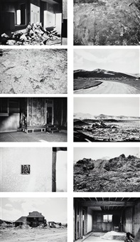 selected images from park city (10 works) by lewis baltz