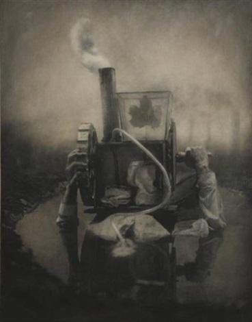 breathing machine, earth elegies by robert & shana parkeharrison