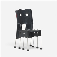greene street chair by gaetano pesce