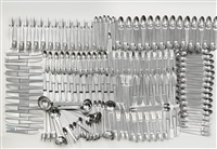 extensive cutlery set for 24 persons (set of 380) by carl auböck