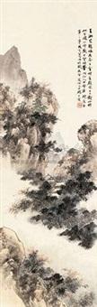 云横秀岭 by qi dakui
