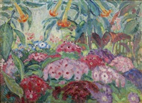 fleurs by maurice mathey