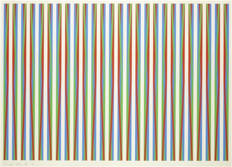 firebird by bridget riley