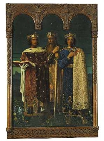 De Hellige Tre Konger Von Harald Slott Møller Auf Artnet