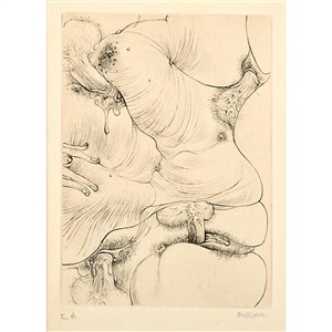 artwork by hans bellmer