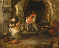 les chaudronniers by joseph bail