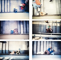 beggars by francis alÿs