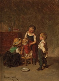 the willing actor by théophile emmanuel duverger