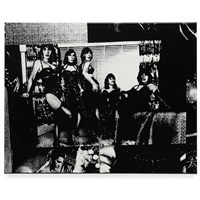 the rolling stones by daido moriyama