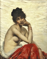 spanish nude by paul françois quinsac