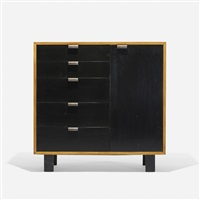 cabinet, model 4621 by george nelson & associates