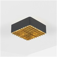 ceiling light, model 9068 by paavo tynell