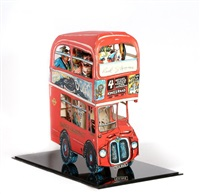 london transport by red grooms