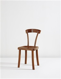 side chair by alexandre noll