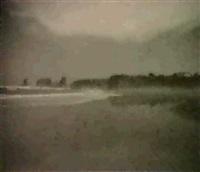 bandon beach, oregon by elaine mayes