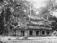 angkor (various sizes; 23 works) by paul gastalin