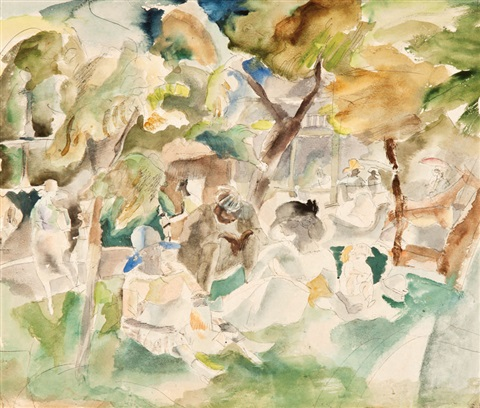 untitled by jules pascin