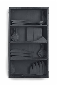 shadow box #11 (from moon garden plus one) by louise nevelson