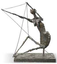 la fourmi by germaine richier