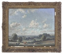 a summer day, wittenham by max hofler