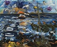 seascape by john de burgh perceval
