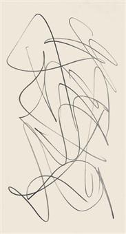 big scribble no.2 by karl haendel
