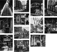 new york portfolio iv by berenice abbott