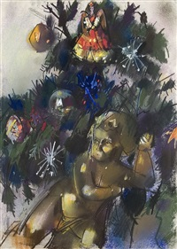 weihnachten by otto herbig