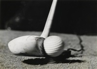 golf ball by harold eugene edgerton