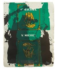 st. michel iii by robert motherwell